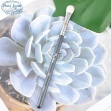 1pc ombre à paupières mélange pinceaux de maquillage P239 fard à paupières détail nez maquillage brosse professionnel cosmétique outil blanc chèvre cheveux