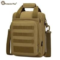 multi functional shoulder bag tactical messenger bags 12 inch computer bag waterproof military crossbody totes bag
