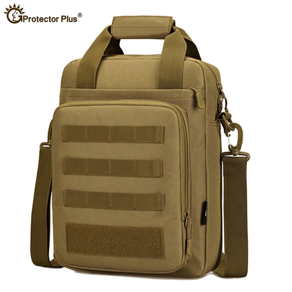 Bandolera funcional, bolso táctico para ordenador de 12 pulgadas, bolso cruzado militar resistente al agua