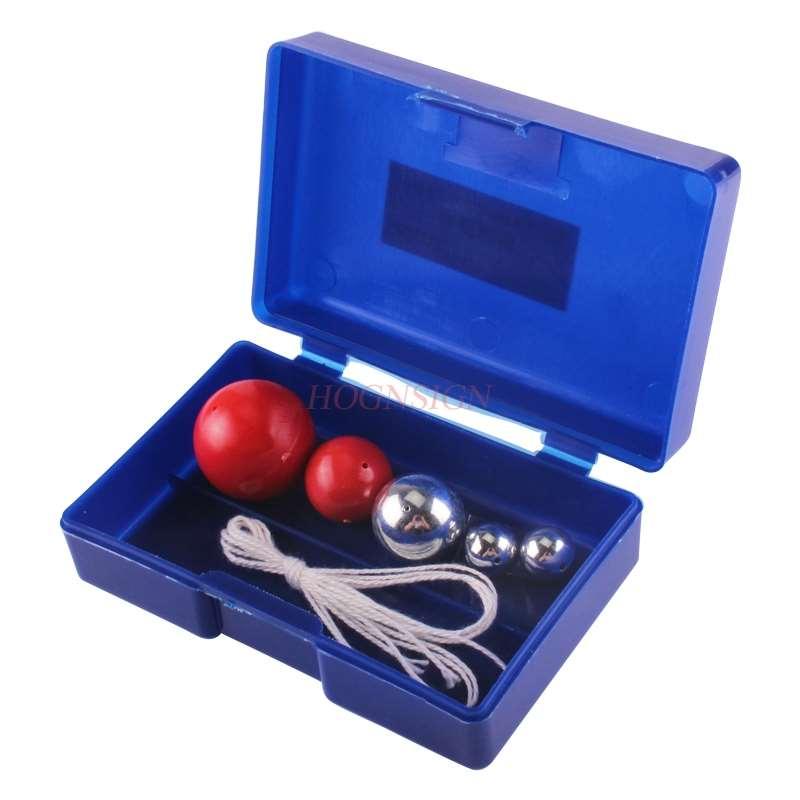 Одинарный маятниковый шар, одинарный маятниковый шар для подростков старшей школы, экспериментальное оборудование, учебный инструмент