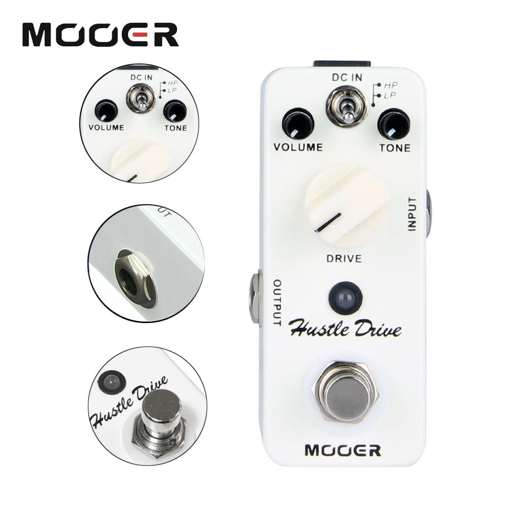 موير Mds2 زحام محرك تشويه تأثير دواسة للغيتار تأثير دواسة تشويه أجزاء الغيتار الكهربائي والاكسسوارات