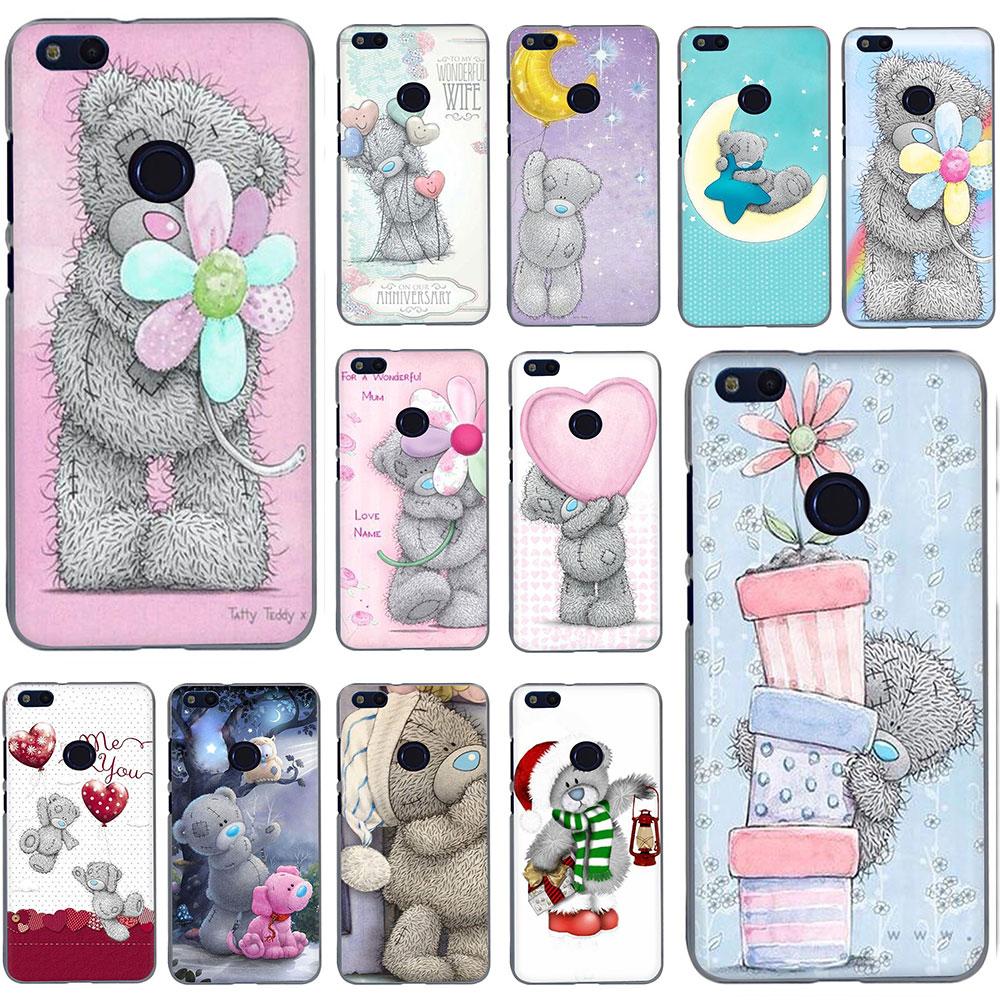 Tatty Teddy bear милый жесткий чехол для телефона huawei Honor 20 Play 6 7 8 A C Pro 7C 5,99in 7 9 10 X Lite