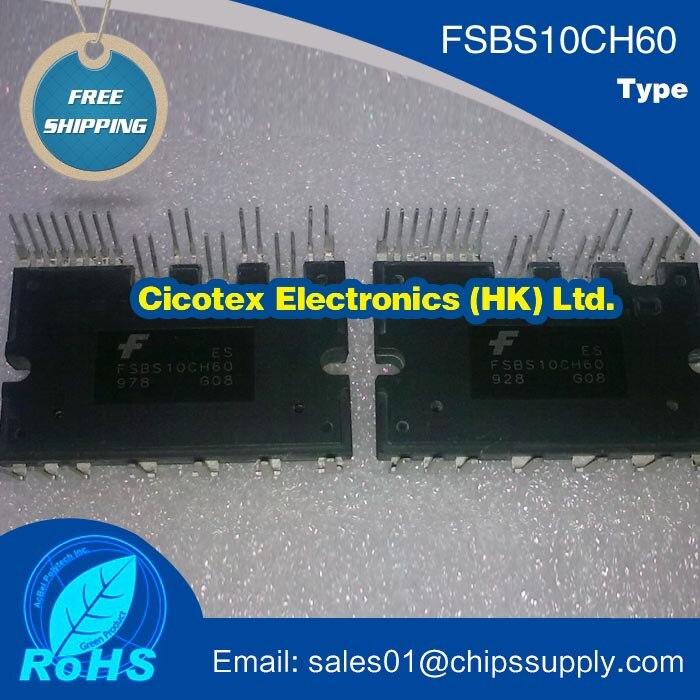FSBS10CH60 MODULES IGBT SMART POWER MODULE 10A SPM27-BA