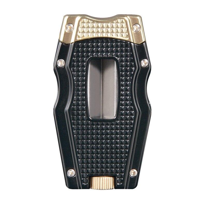 Luxury Vintage Cigar Metal Cutting Small Knife Travel Cigar Cutter Smoking Accessories Viajero Accesorios Man Accesoires EA60XJ enlarge
