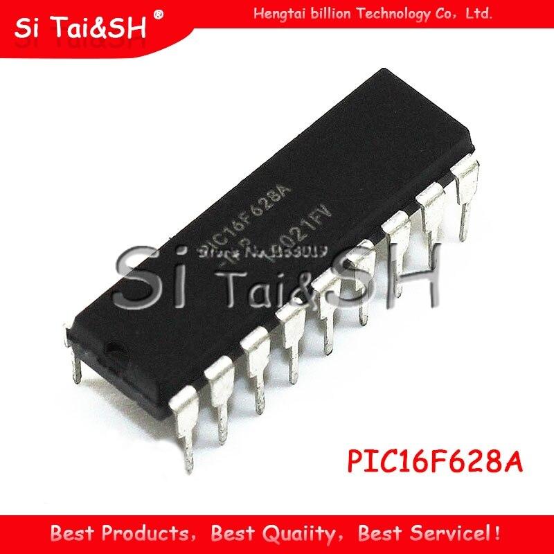 1 pieza PIC16F628A-I/P PIC16F628A 100% nuevo y original
