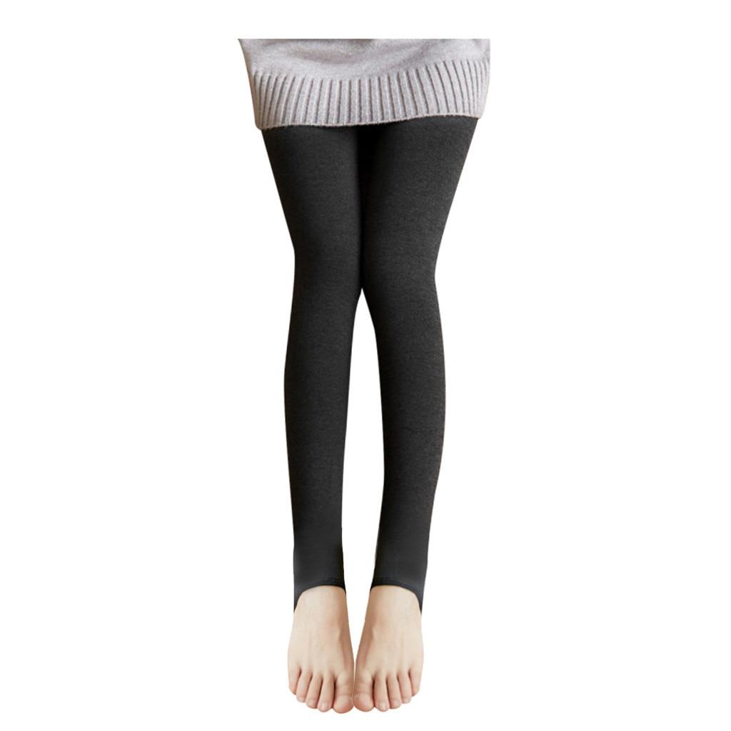 Mallas gruesas para mujer, medias postizas negras, postizas, traslúcidas, cálidas, de forro...