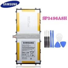 SAMSUNG Original Ersatz Batterie SP3496A8H Für Samsung Google Nexus 10 GT-P8110 HA32ARB Authentische Tablet Batterie 9000mAh