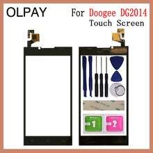 5.0'' New 100% Mobile Phone TouchScreen For Doogee DG2014 Touch Screen Digitizer Sensor Touch Panel