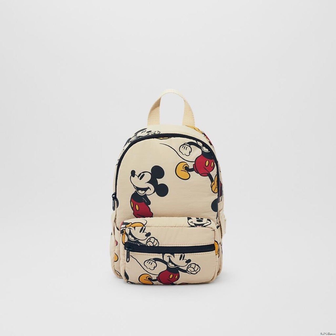 New Fashion Disney children's bag Mickey Mouse children's Bacpack spring Autumn Mickey Minnie Mouse pattern backpack Kids Gifts