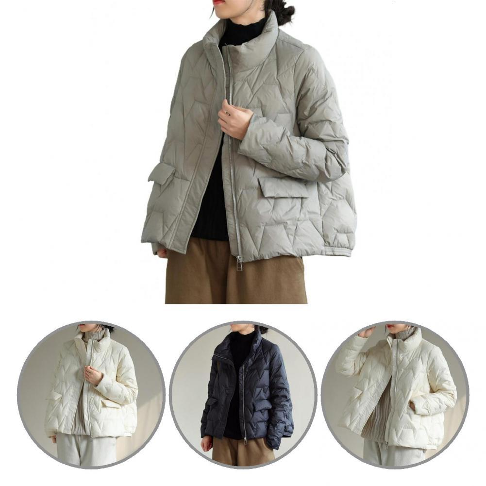 High Quality Down Jacket Skin-friendly Comfy Packable Quilted Puffer Coat Puffer Jacket Puffer Coat