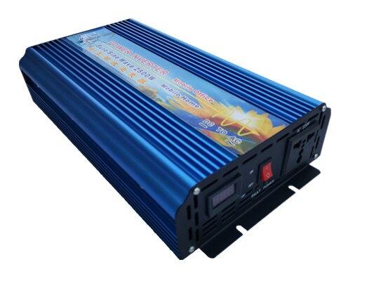 Inversor solar de onda sinusoidal pura Inversor 2500W