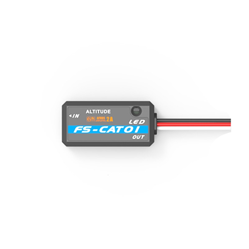 Flysky FS-CAT01 i. bus sensor de altitude porta dados para FS-i6 FS-i8 FS-i10 transmissor rc quadcopter fpv rc racing drone rc peças