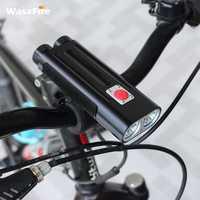 Bicycle Front Light Super Bright 7 Modes XM-L T6 Bike Headlight Bike Accessories Waterproof 2000 Lumens Flashlight Cycling Light