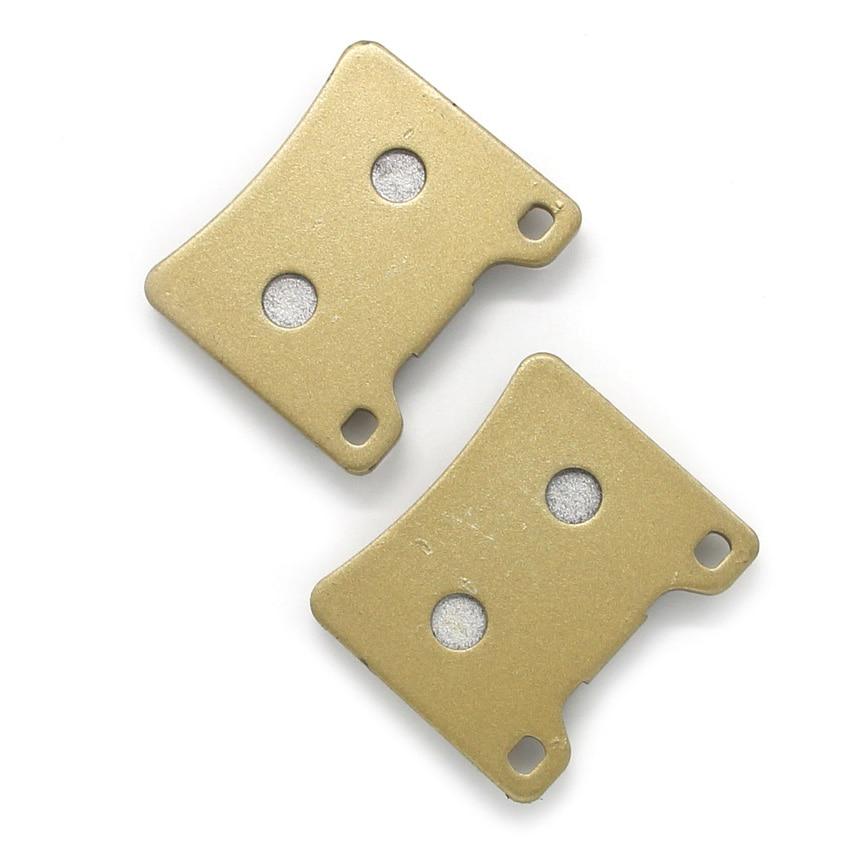 2 шт. задние тормозные колодки для Yamaha YZF1000 R Thunderce YZF750 SP RD350 TPVS TDM850 TRX850 GTS1000 BT1000 бульдог XJ900 S диверсия