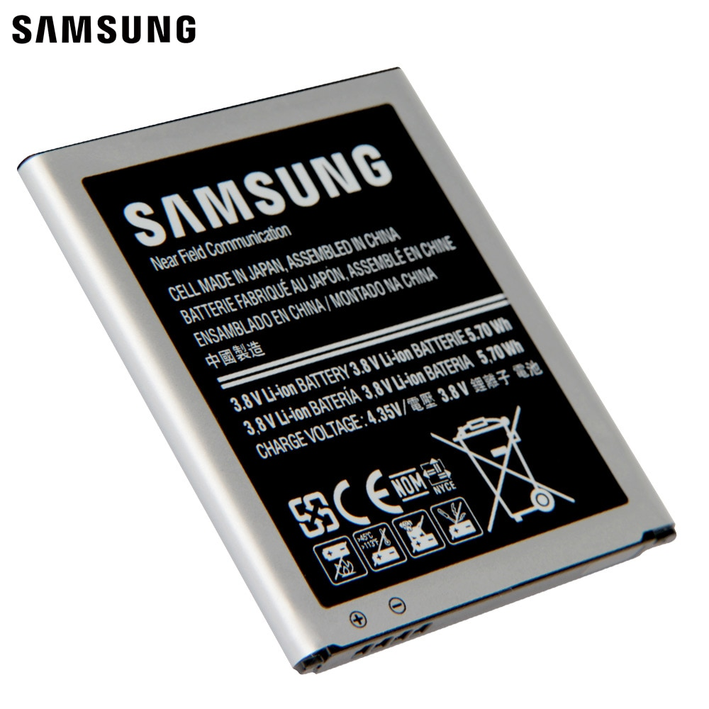 Samsung Original Battery EB-BG313BBE For Galaxy ACE 3 ACE 4 neo ACE 4 Lite G313H S7272 s7898 S7562C G318H G313m J1 Mini Prime enlarge