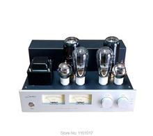 LaoChen 845 amplificateur à Tube HIFI EXQUIS monofin classe A 300B 6SN7 pilote lampe ampère