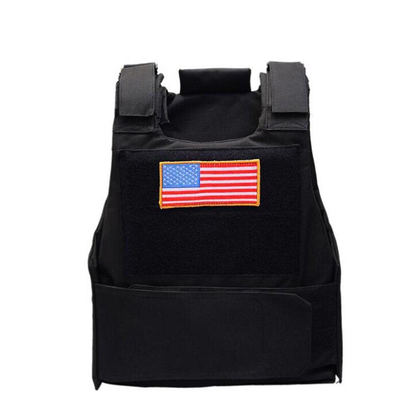 Chaleco táctico para hombres SWAT, chaleco de servicio policial, ropa militar del ejército, cazador CS, ropa de protección, chaleco portador de placa de armadura balística