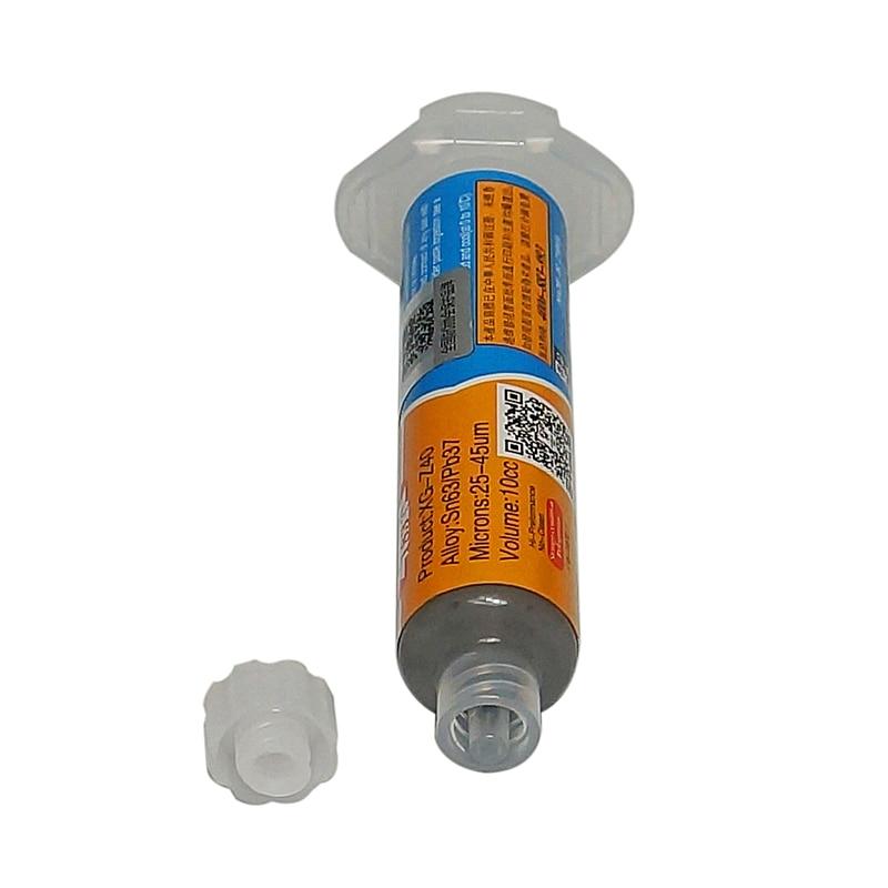 Pasta de soldadura flujo raspador XG-50 XG-Z40 soldadura estaño Sn63/Pb67 para teléfono móvil SMD PCB de soldadura de hierro de reparación de placa herramienta