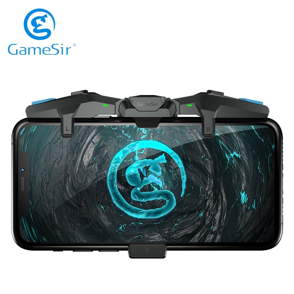 GameSir-mando F4 Falcon para móvil, mando PUBG para iPhone, iOS, Android, Call...