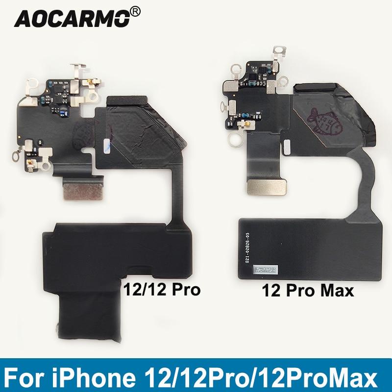 Aocarmo-antena de señal wifi para iPhone 12/12 Pro/12 Pro Max, Cable flexible