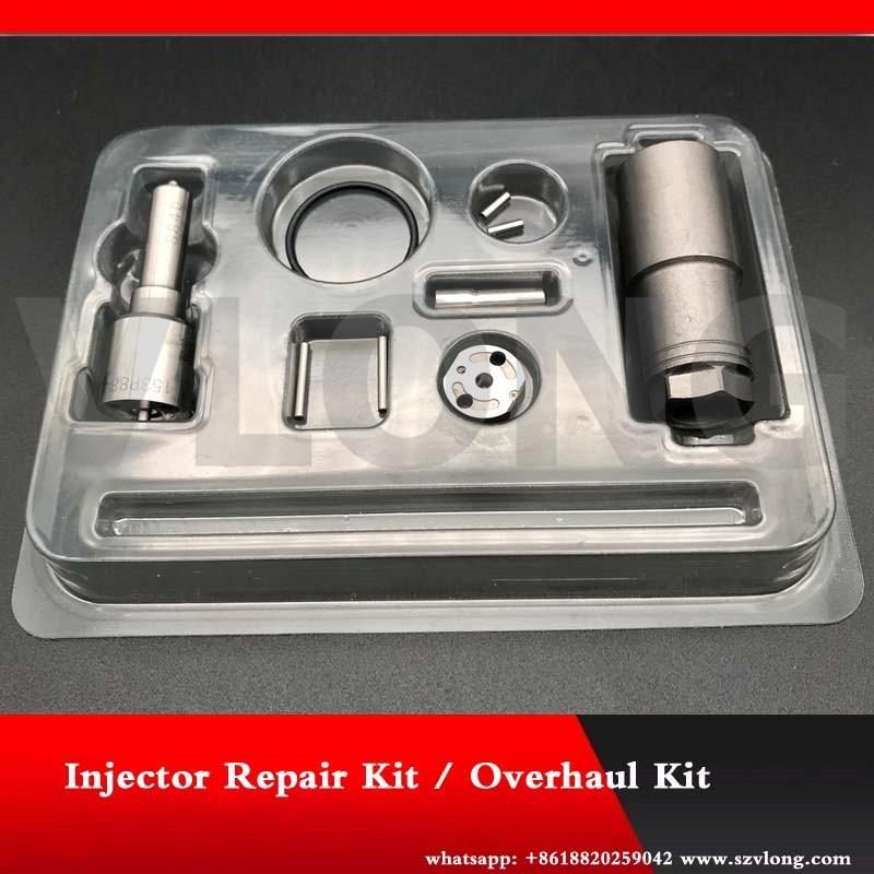 095000-5870 kits de reparación de inyectores boquilla placa de válvula tuerca de boquilla para RF5C-13-H50A