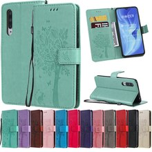 Embossing Print Case For Xiaomi Mi A1 A2 A3 Lite Pocophone F1 Flip Wallet Case For Xiaomi 5 6 7 8 9