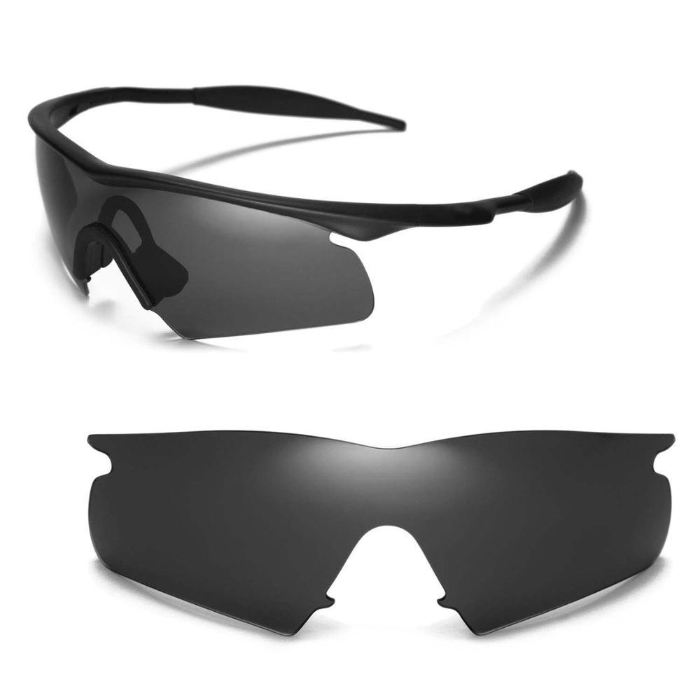 Поляризованные Сменные линзы Walleva для Oakley M Frame очки с гибридной оправой США Доставка