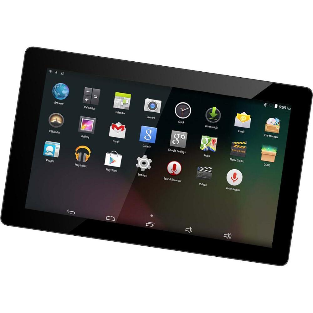 "DENVER TAQ-90082 Tablet 9"" Quad Core Android 8,1 8GB Almacenamiento 1GB RAM 3500 mAh Camara Pantalla Táctil Resolution1024x600"