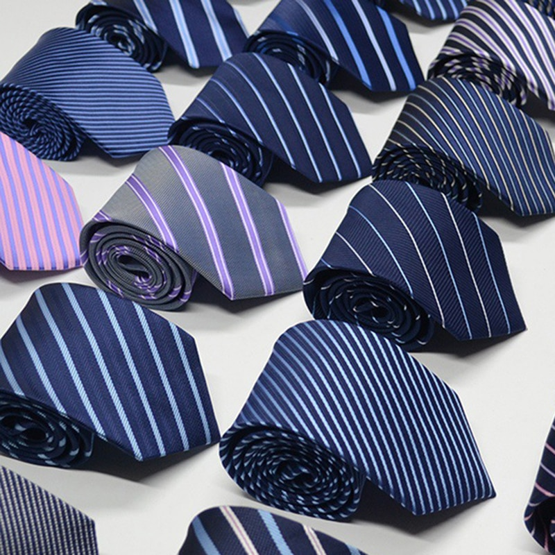 wedding men s tie 8cm red stripe dot neck ties for men blue soild necktie classic business tie gravat accessories gift for men Fashion Classic Blue Black Red neckties for men Business Formal Wedding Tie 8cm Stripe Plaid Neck Ties Shirt Wedding accessories