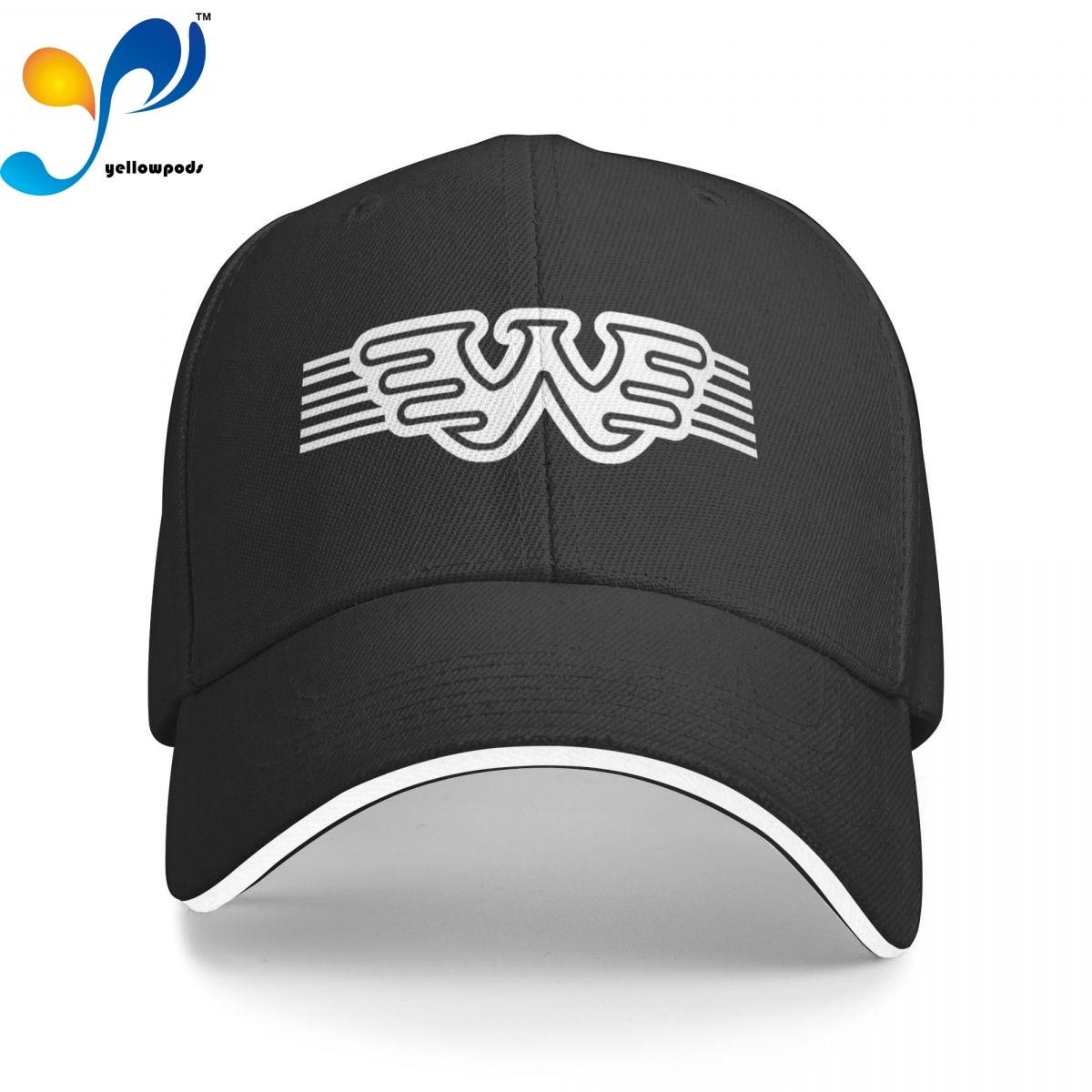 Кепки Waylon, Кепка-бейсболка Jennings, Кепка-бейсболка для мужчин, мужские кепки с Бейсбольным клапаном, кепки с логотипом