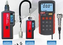 UT311/UT312/UT315A compteur de vibration numérique compteur de fréquence portable
