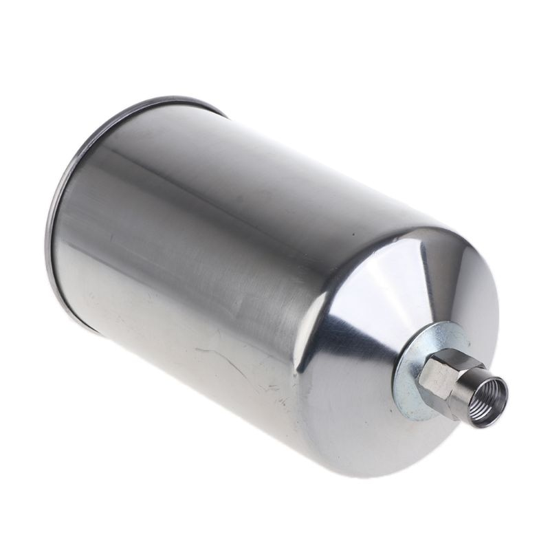 1000ml Metal Paint Cup Pot Spray Sprayer Fast Mover Threaded Connector Jet Accessories Multifunction 203F