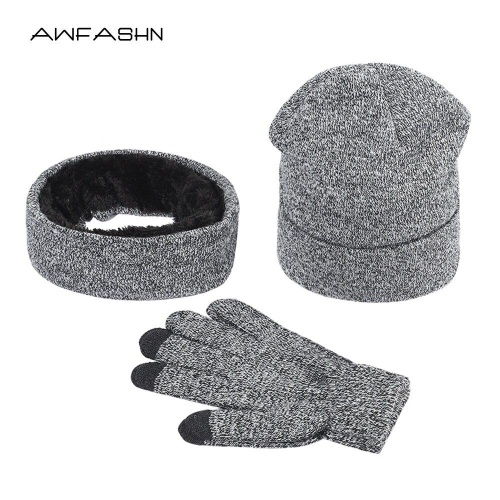 Новинка 2021, зимние шапки, шарф, перчатки, костюмы, мужские и женские теплые утепленные шапки, вязаные шапки, высококачественные мужские шапк...