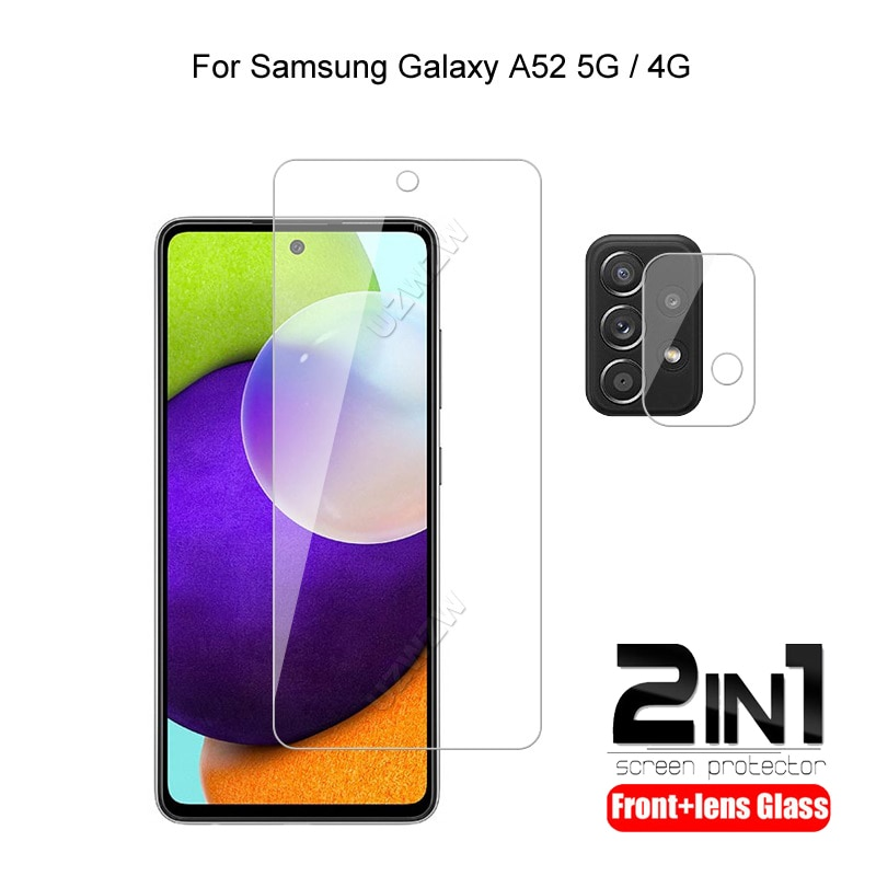 2-in-1-for-samsung-galaxy-a52-5g-4g-camera-lens-film-screen-protector-guard-protective-hd-tempered-glass