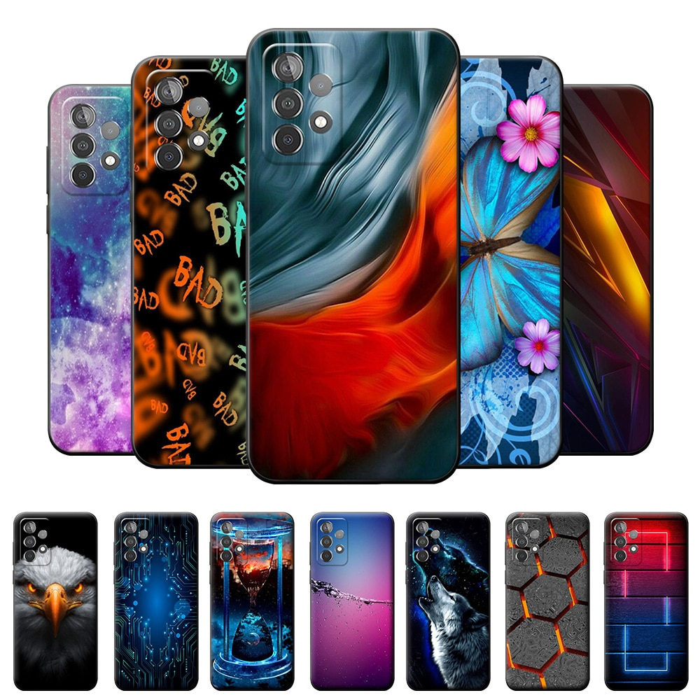 For Samsung A72 Case 4G TPU Case For Samsung Galaxy A72 4G 6.7