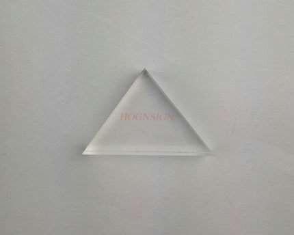 Оборудование для оптических экспериментов аксессуары оптические линзы треугольные линзы
