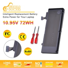 5800mAh A1322 A1278 batterie dordinateur portable pour Apple MacBook Pro 13 pouces 2009 2010 2011 MB990LL/A MB991LL/A MC374LL/A