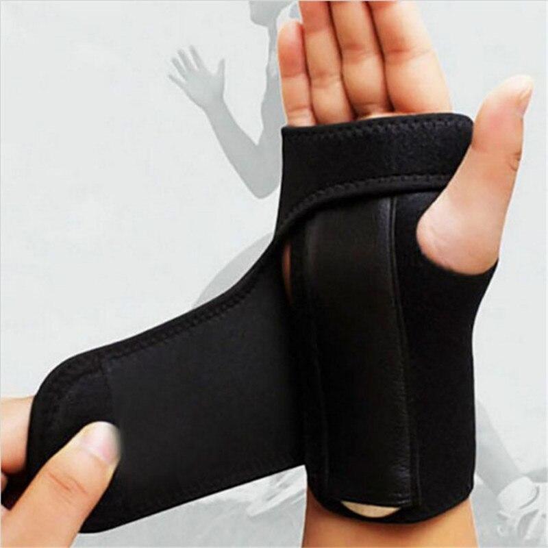 Splint Sprains Arthritis Band Belt Carpal Tunnel Hand Wrist Support Brace Useful New Arrival