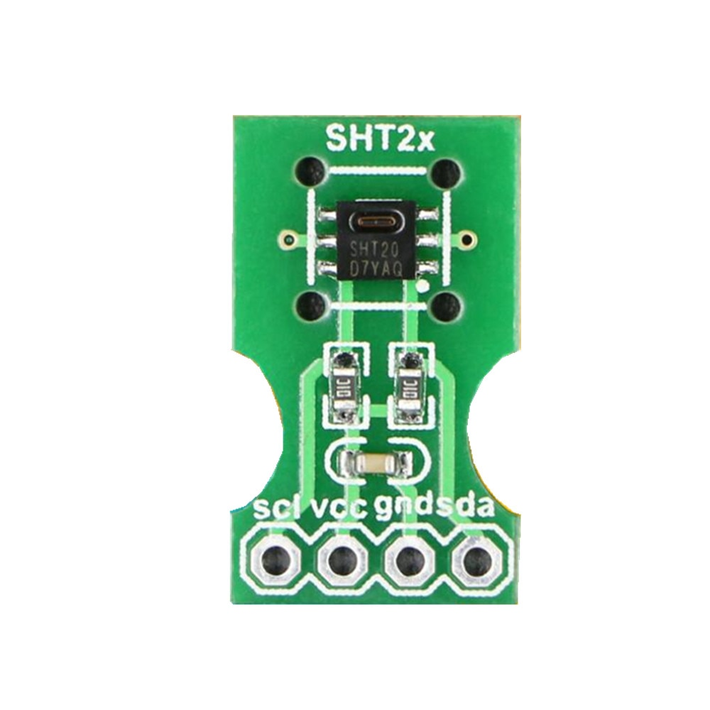 taidacent sht20 temperature probes i2c iic digital thermostat temperature humidity controller sensor module with case Taidacent SHT20 Ground Humidity Sensor PCB Grain I2C Digital Interface Humidity and Temperature Sensor Module