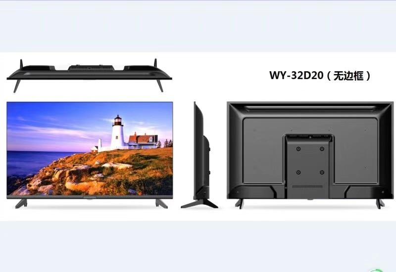 32 40 43 55 65 75 85 polegada LCD TV led smart 4K televisão TV