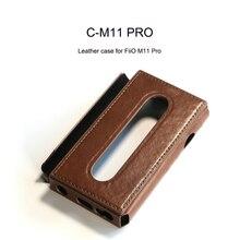 DD C-M11 Pro 가죽 케이스 FiiO M11 pro Music Plaper Waxed Leather