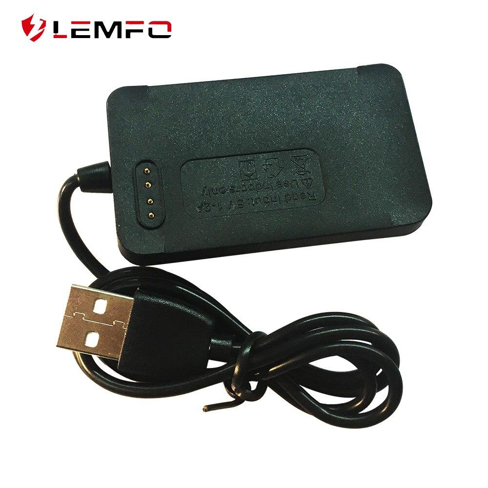 LEMFO LEMT reloj inteligente accesorios de Cable de carga de Protector de pantalla para LEMT