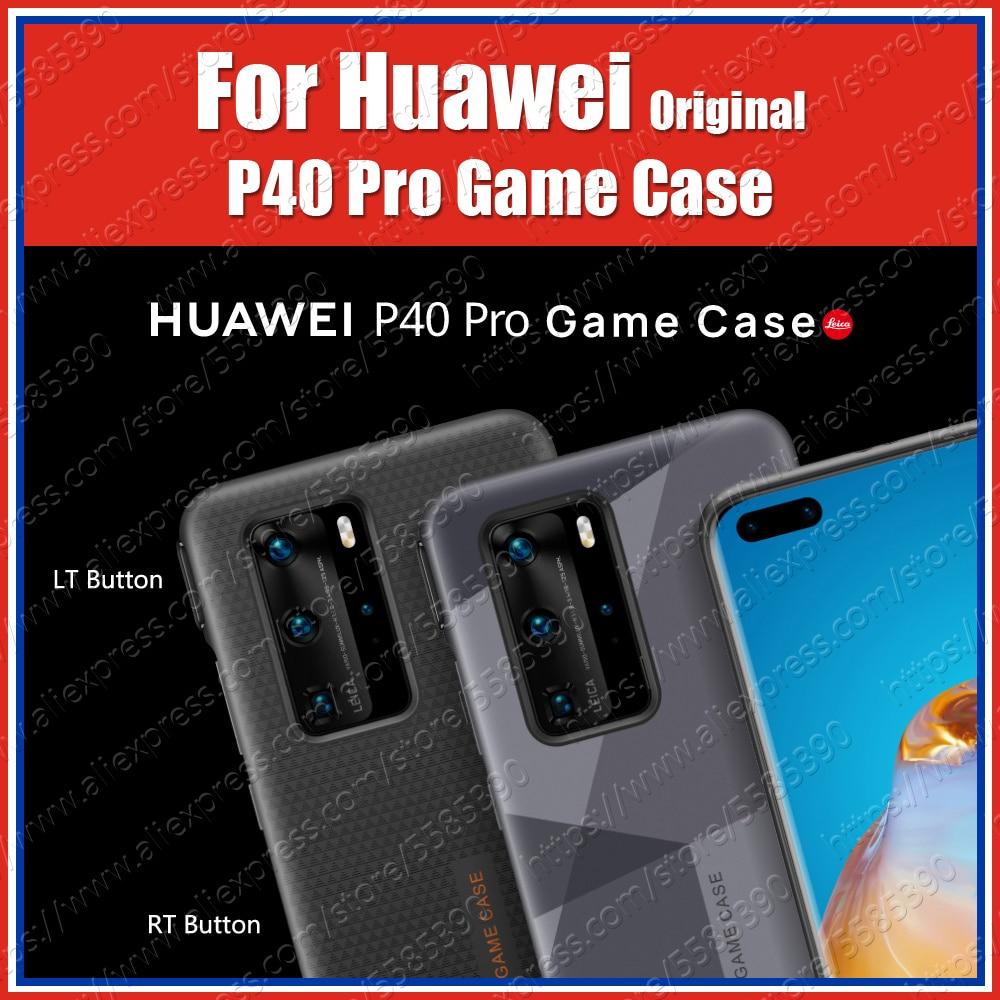Stock 2020 Original funda de juego Huawei P40 Pro con mango de Control doble agarre ELS-AN00 mando de mando con Bluetooth Joystick