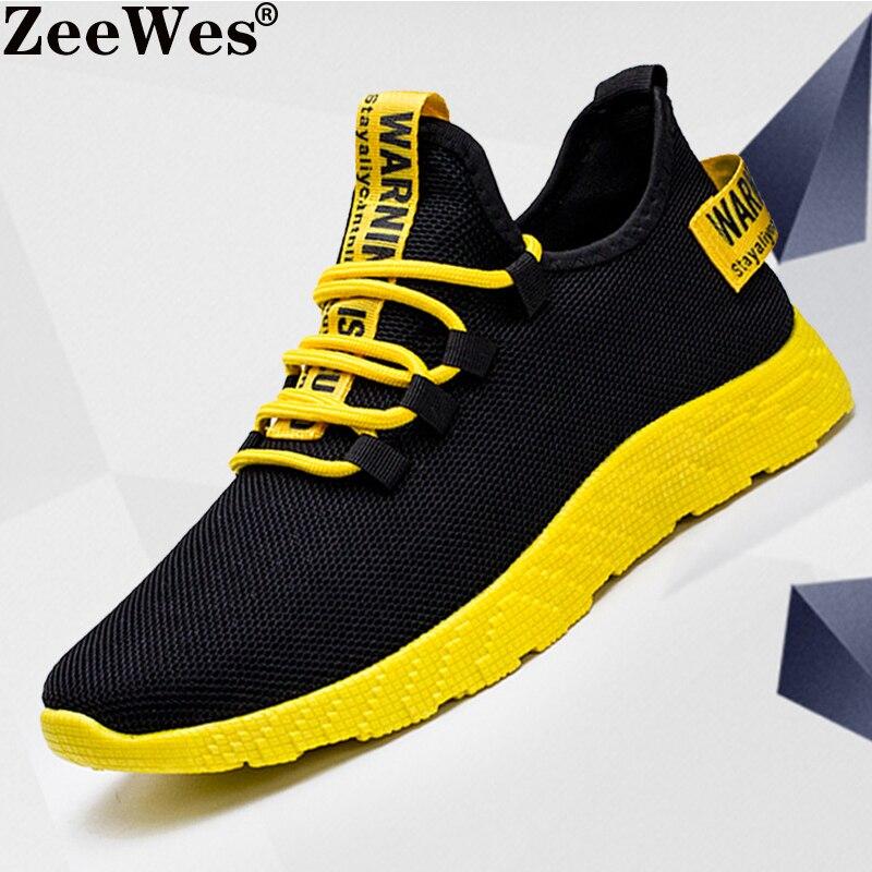 Zapatos informales a la moda para Hombre, zapatillas De fondo suave salvaje,...