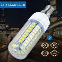 g9 led corn light e14 indoor chandelier 220v led bulb e27 energy saving lamp gu10 ampoule 5730 chip b22 led home decoration lamp