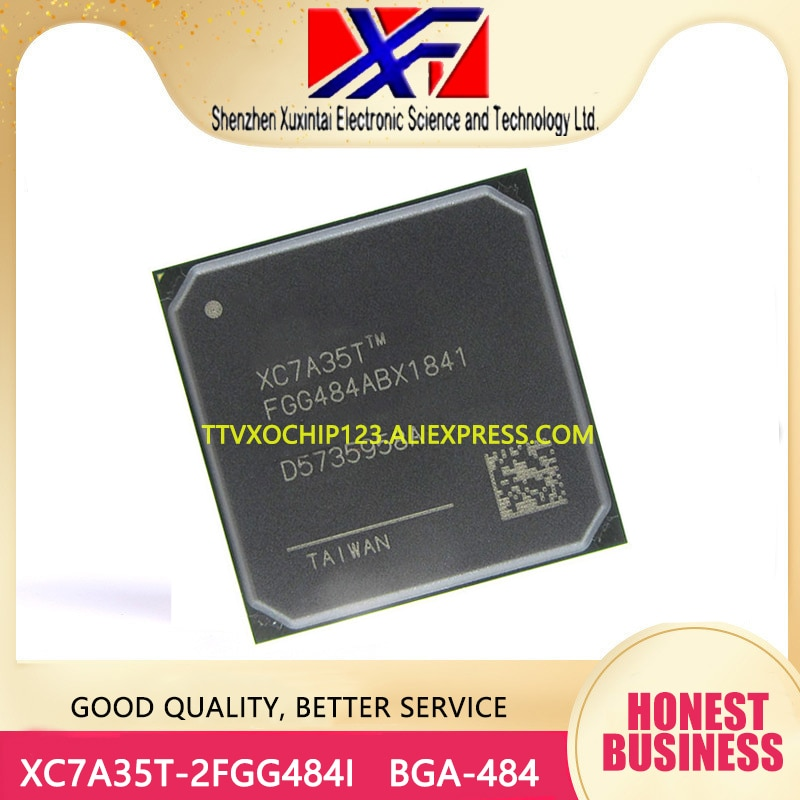 XC7A35T-2FGG484I XC7A35T IC FPGA 250 i/o 484FBGA