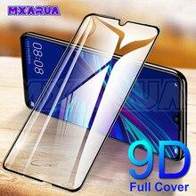 Cristal Protector 9D para Huawei Honor 9X8X10 9 8 Lite Protector de pantalla templado Honor 20 Lite V30 V20 V10 película de vidrio
