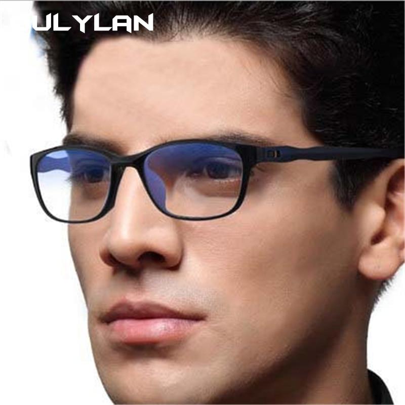 Oulylan, gafas de lectura para hombres y mujeres, Ultra ligeras, antirayos azules, gafas para leer, doble película, gafas graduadas para hipermetropía