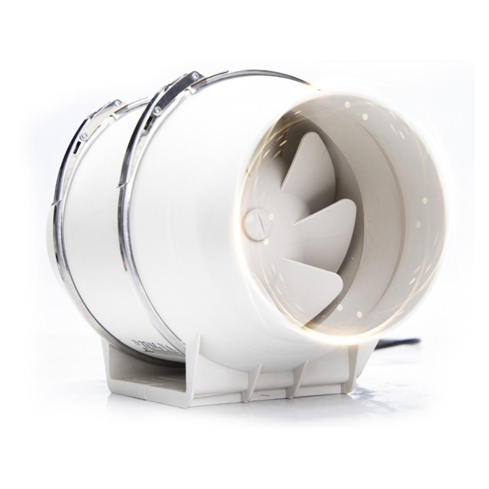4-дюймовый 6-дюймовый 8-дюймовый кухонный мощный дымоудаления fanventilating вентилятор