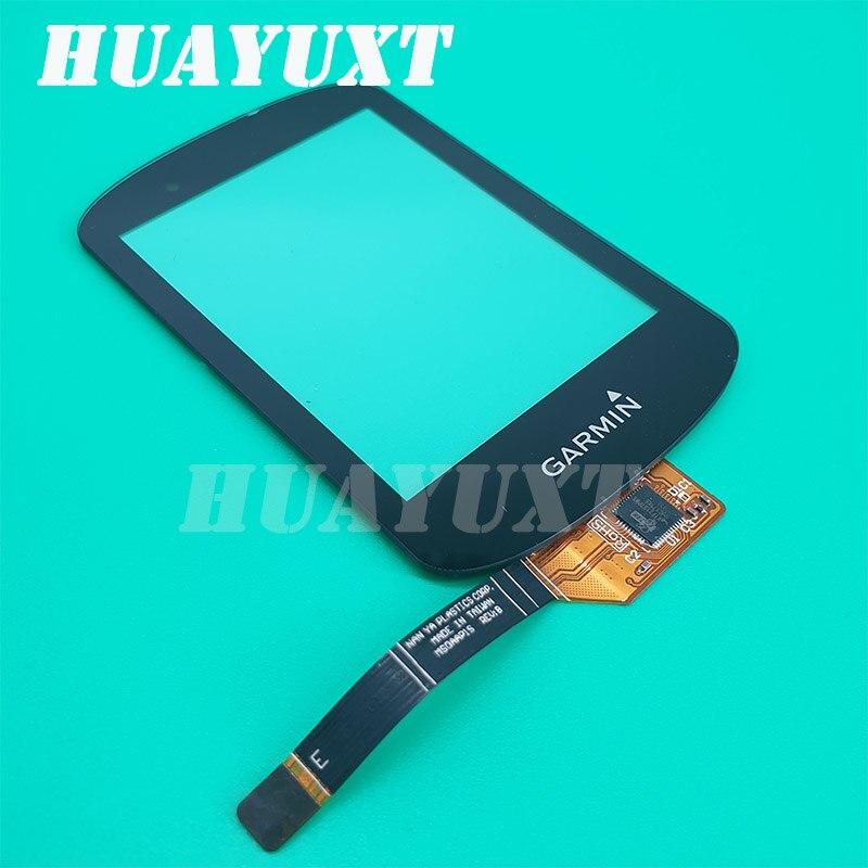 الأصلي المستخدمة الزجاج غطاء الشاشة ل GARMIN edge 830 مع محول الأرقام بشاشة تعمل بلمس ل edge 830 lcd garmin إصلاح استبدال